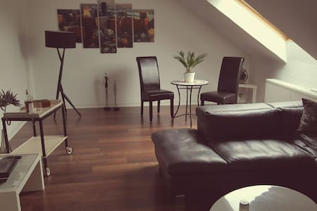 ☆Charming Düsseldorf City Apartment - Düsseldorf