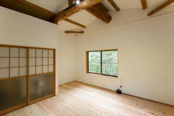 satoyama house - Nagaoka-shi - House