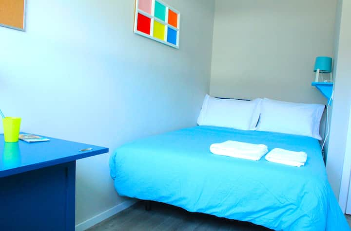 UTOPIA- Beautiful Doble Room for Happy Travellers!