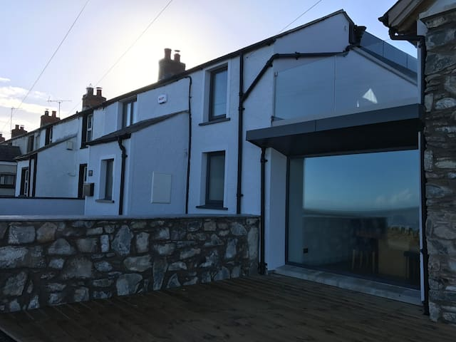 Coastguard Cottage on Cloughey bay