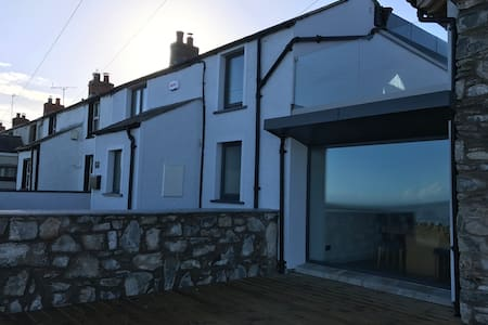 Coastguard Cottage on Cloughey bay