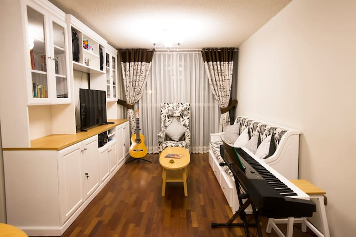 Rooms for rent in shared apartment - Pueblo Libre - Flat