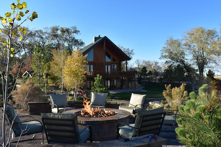 The Lodges at Pheasant Run (Entire Ranch) - Fayette - Kulübe
