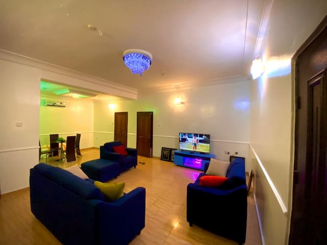 Aquarium Home 1bedroom Apartment