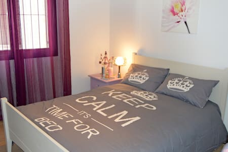 Your room in central Sitges