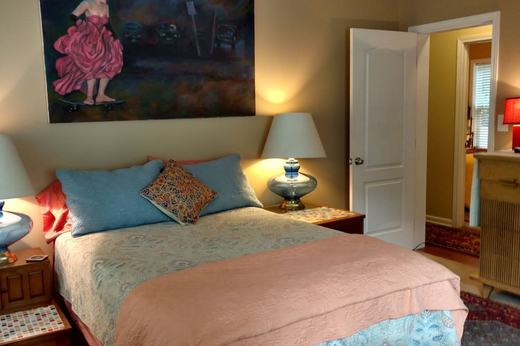 Private 2 bedroom suite perfect asheville location guest - 2 bedroom suites in asheville nc ...