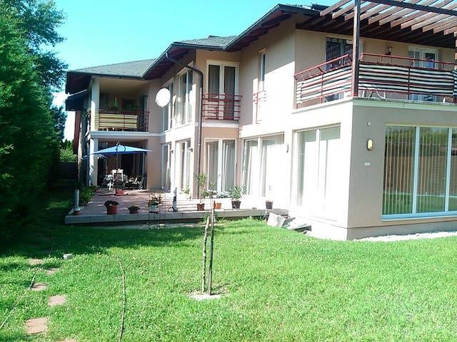 Luxury apartment in Siófok, Lake Balaton