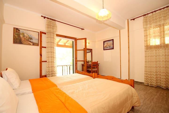 "''Nina Apartments"" n.10 -  Agios Georgios Pagi."
