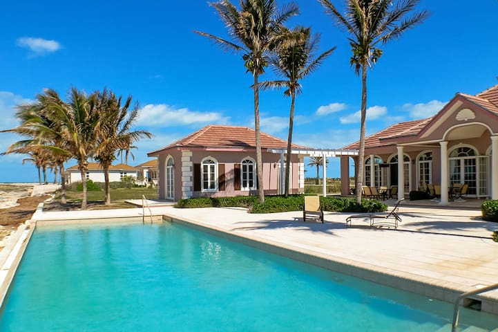 Waterside Escapes - West Grand Bahama - Villa