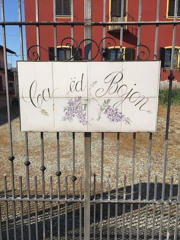 Ca ed Bojon (Cascinale) - Cavallermaggiore - Haus