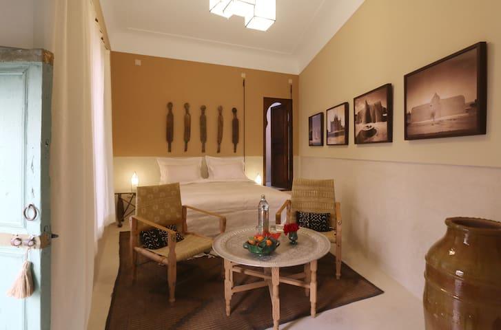Dar Ayur Chambre Desert - Marrakesh - Rumah