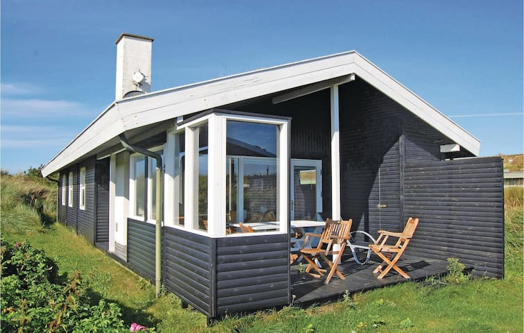 Holiday cottage with 3 bedrooms on 75 m² in Pandrup
