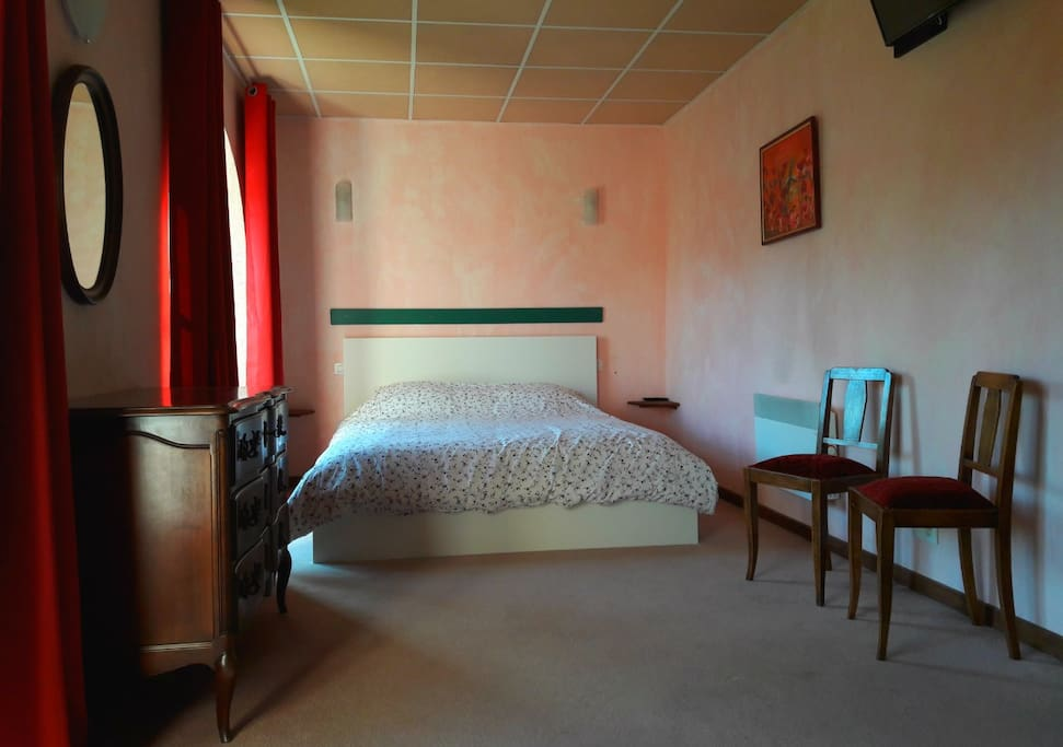 Chambre 4 - double room with bath