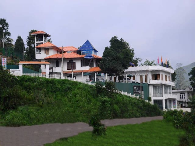 Asvika Hotel Hatton - Nuwara Eliya - Bed & Breakfast
