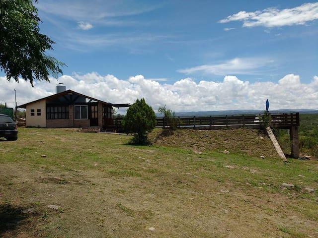 Cabaña con pileta en Parque Siquiman - Villa Parque Síquiman - Chatka