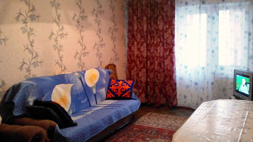 Safe & Cozy Home in Bishkek - Bishkek - Apartmen