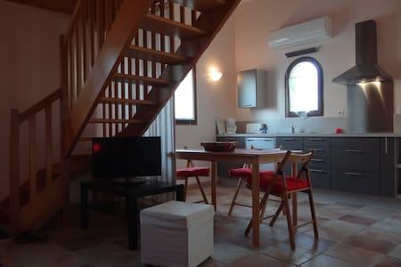 Studio indépendant cuisine équipée - Montestruc-sur-Gers - Lägenhet