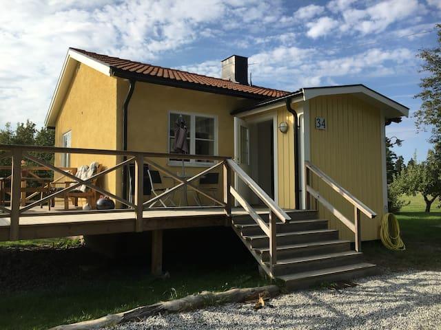 Modern stuga på landet nära Stockholm - Ekerö V