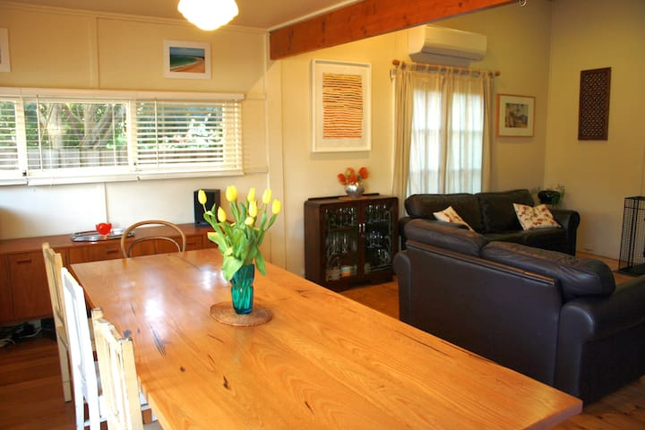 Vintage beach house in central Anglesea - Anglesea - House