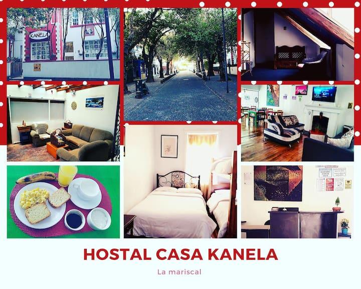 Casa kanela el mejor hostal con ambiente familiar