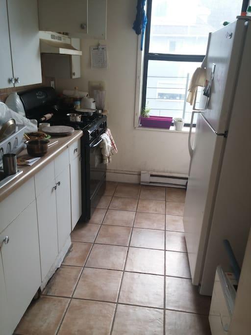 Kitchen (for light use)