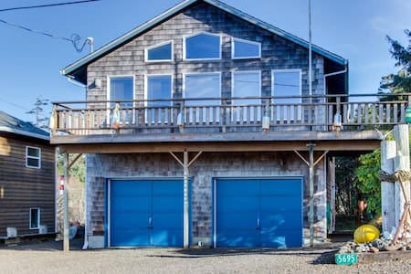 The Heron's Nest Vacation Rental - Cape Meares - 其它