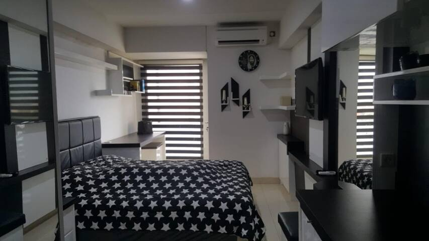 Studio Apartment Louis Kienne Simpang Lima