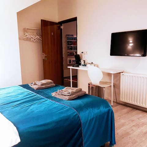Triple room with private bathroom near Amsterdam