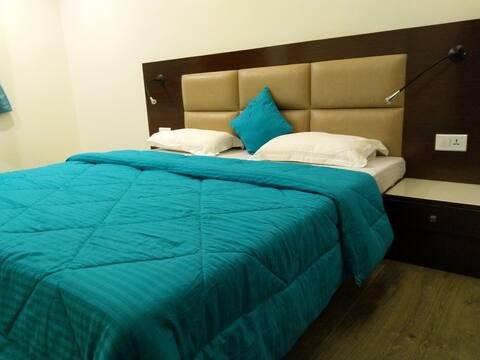 Private room at Joey's Hostel Delhi in Laxmi Nagar