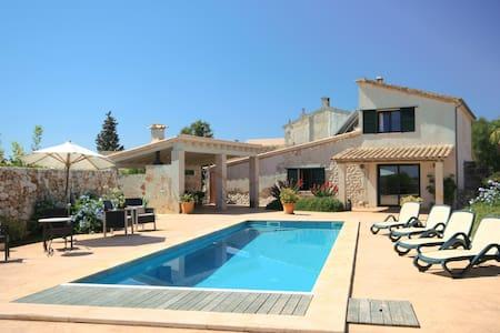 Casa Es Sostre. Nearby coast. - Santa Margalida - Villa