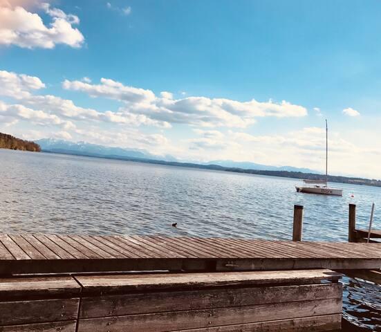 Privatzimmer am Starnberger See
