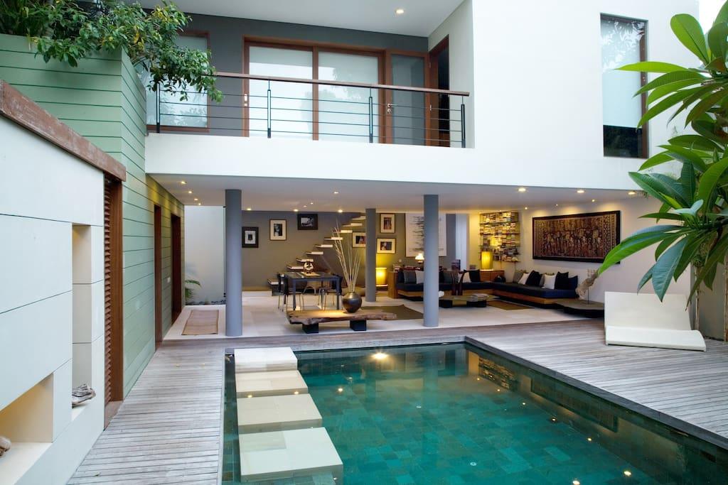 Sewa Villa Di Kuta Bali