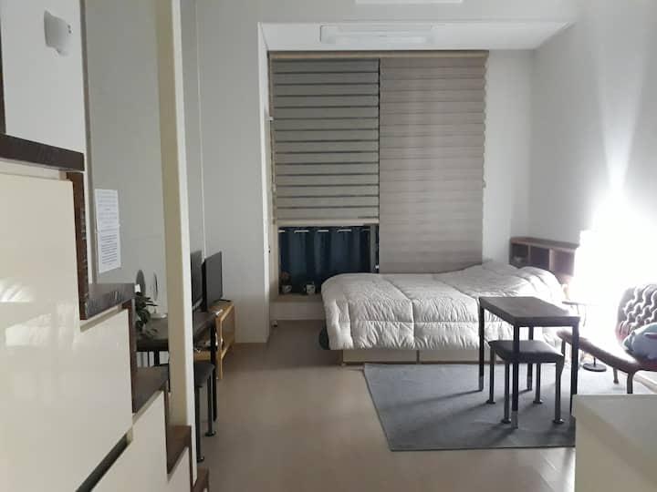 ★(반월당/동성로1min)신축 복층  modern  clean   house