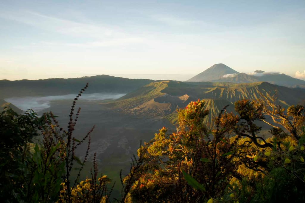 Sunrise di Penanjakan, Bromo