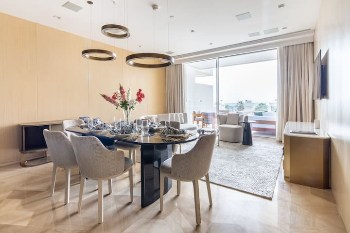 2BR That Redefines Modern Luxury Stays at The Five Palm Jumeirah