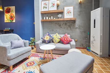 [Po Stone 169] French Concession - modern 2br - Shanghai - Apartment