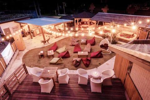 Lodge ~KIRA~ where sun and stars shine