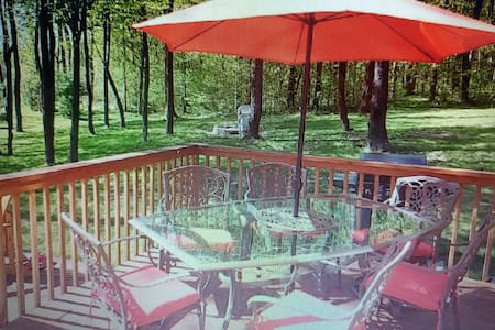 BEAUTIFUL PRIVATE CABIN - Bemus Point