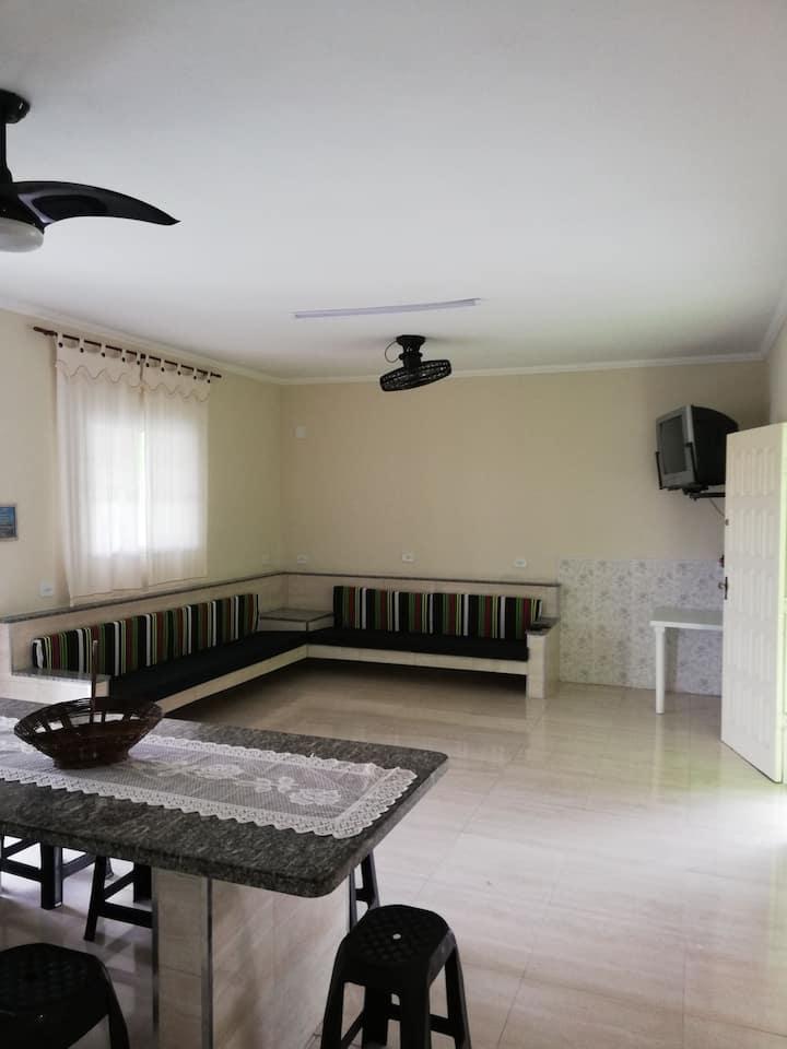 casa p/ temporada ilha comprida-Balneário Adriana