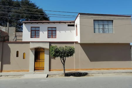 Ica - Guadalupe, Alojamiento completo.
