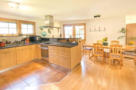 Duplex Wohnung für 4 bis 6 Personen Nähe Zentrum - Zermatt