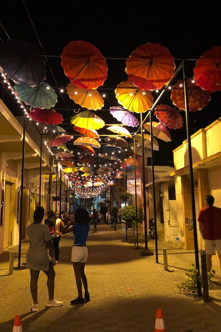 Umbrella Sky Puerto Plata