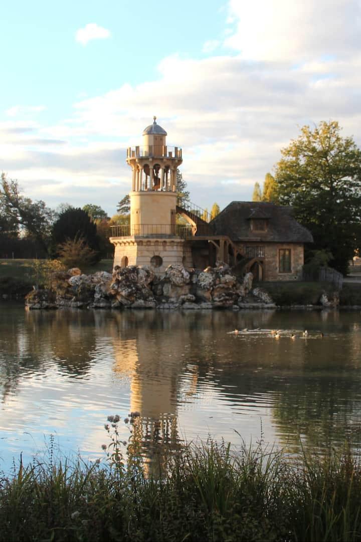 Marie Antoinette's farm