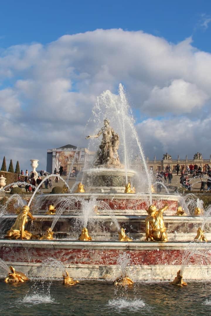 Latone's fountain