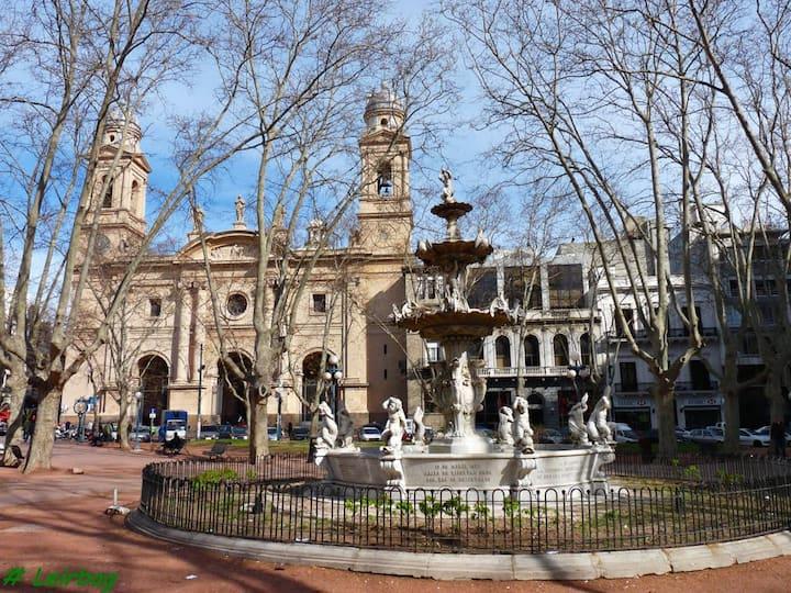 Matriz Square.