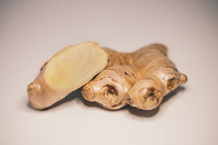 the root of all healthy! Ginger love!