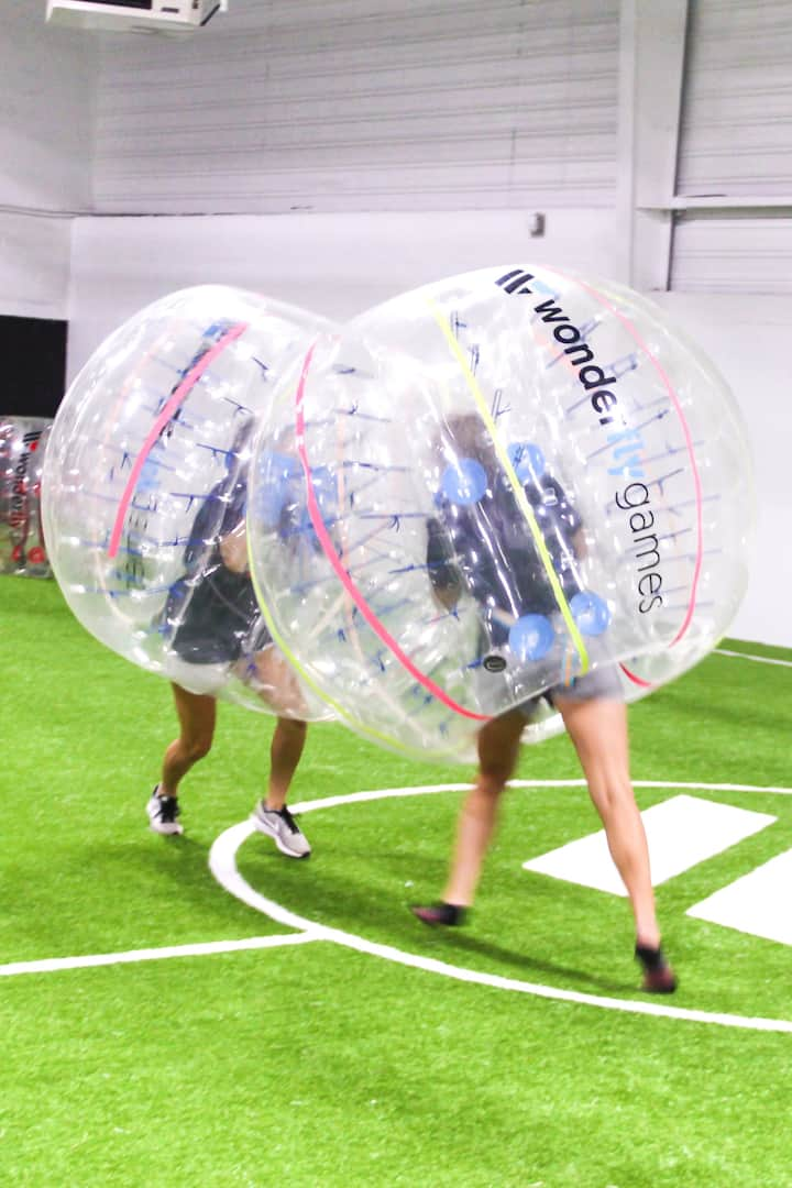Bubble Ball attack mode