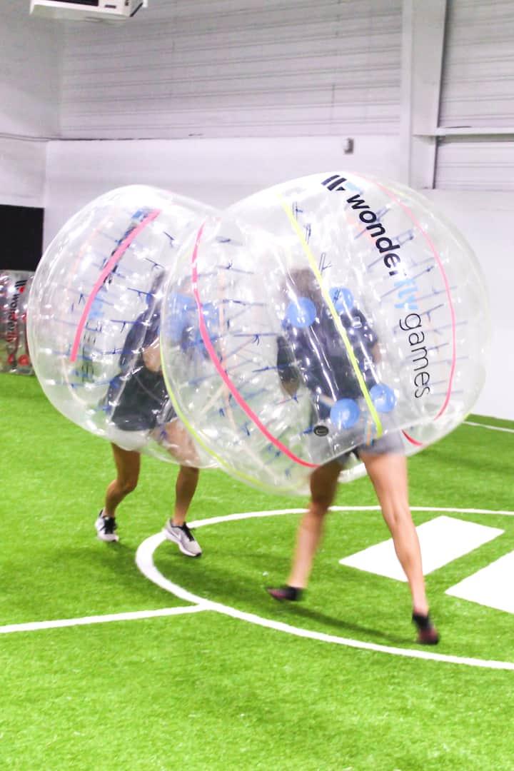 Bubble Ball attack mode