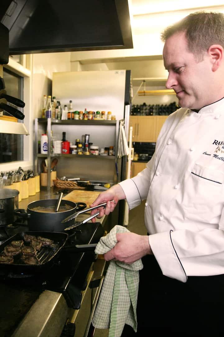 Chef Conor