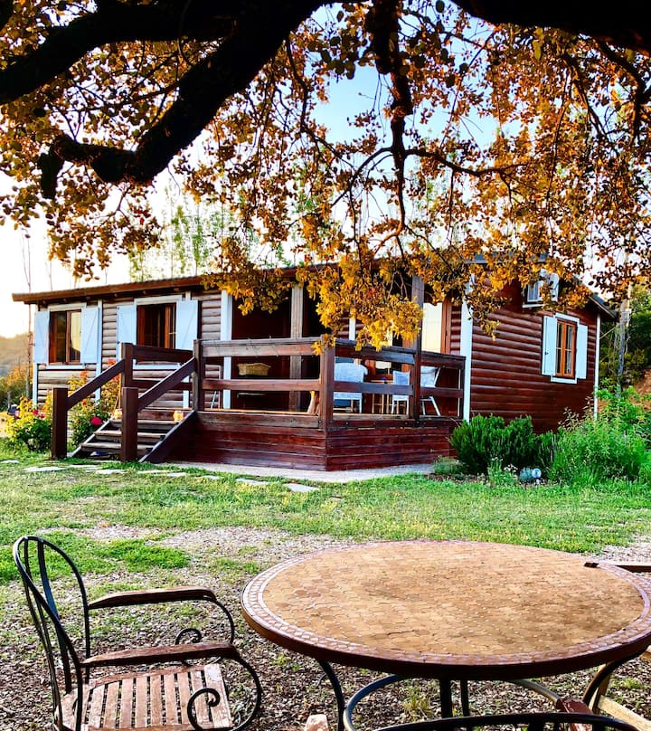 Wood house + Veranda